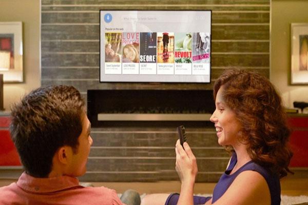 Bạn có thể xem bất kì chương trình yêu thích trên mạng hay lướt web trên màn ảnh rộng nhờ khả năng kết nối dễ dàng và nhanh chóng của tivi Sony