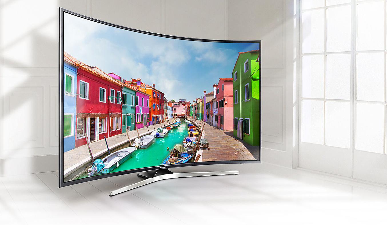 Tivi LED Samsung 49 inch UA49MU6300KXXV độ phân giải 4K UHD