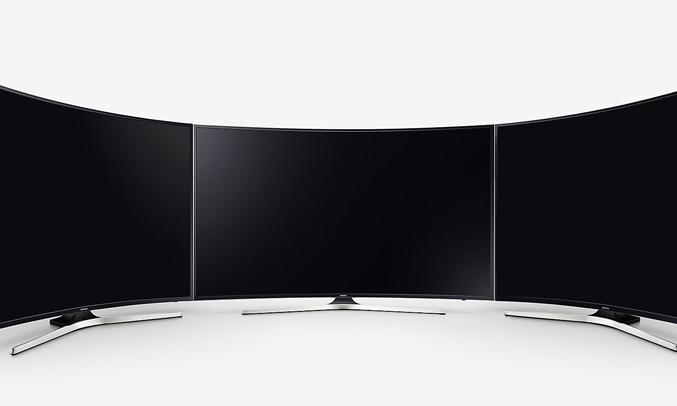Tivi LED Samsung 49 inch UA49MU6300KXXV màn hình cong