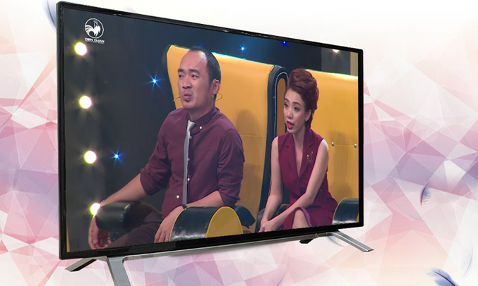 Smart Tivi Toshiba 43L5650VN 43 inch sắc nét