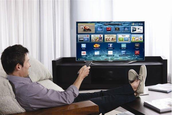 Smart tivi cho nhà bạn kho tàng giải trí khổng lồ