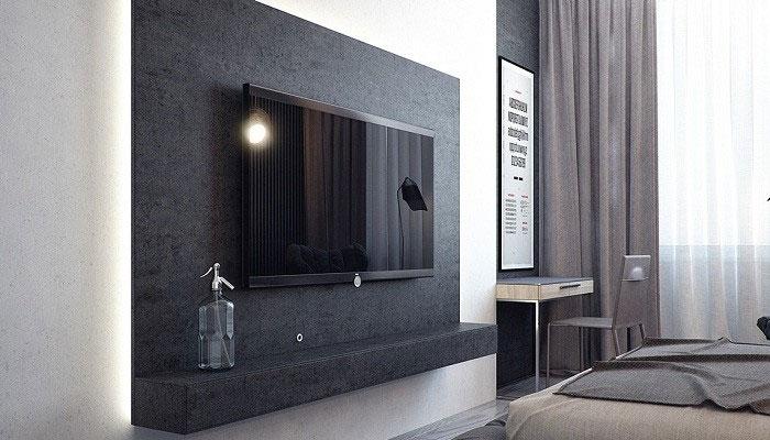 Việc có nên đặt tivi trong phòng ngủ hay không vẫn là điều khiến nhiều gia đình phân vân