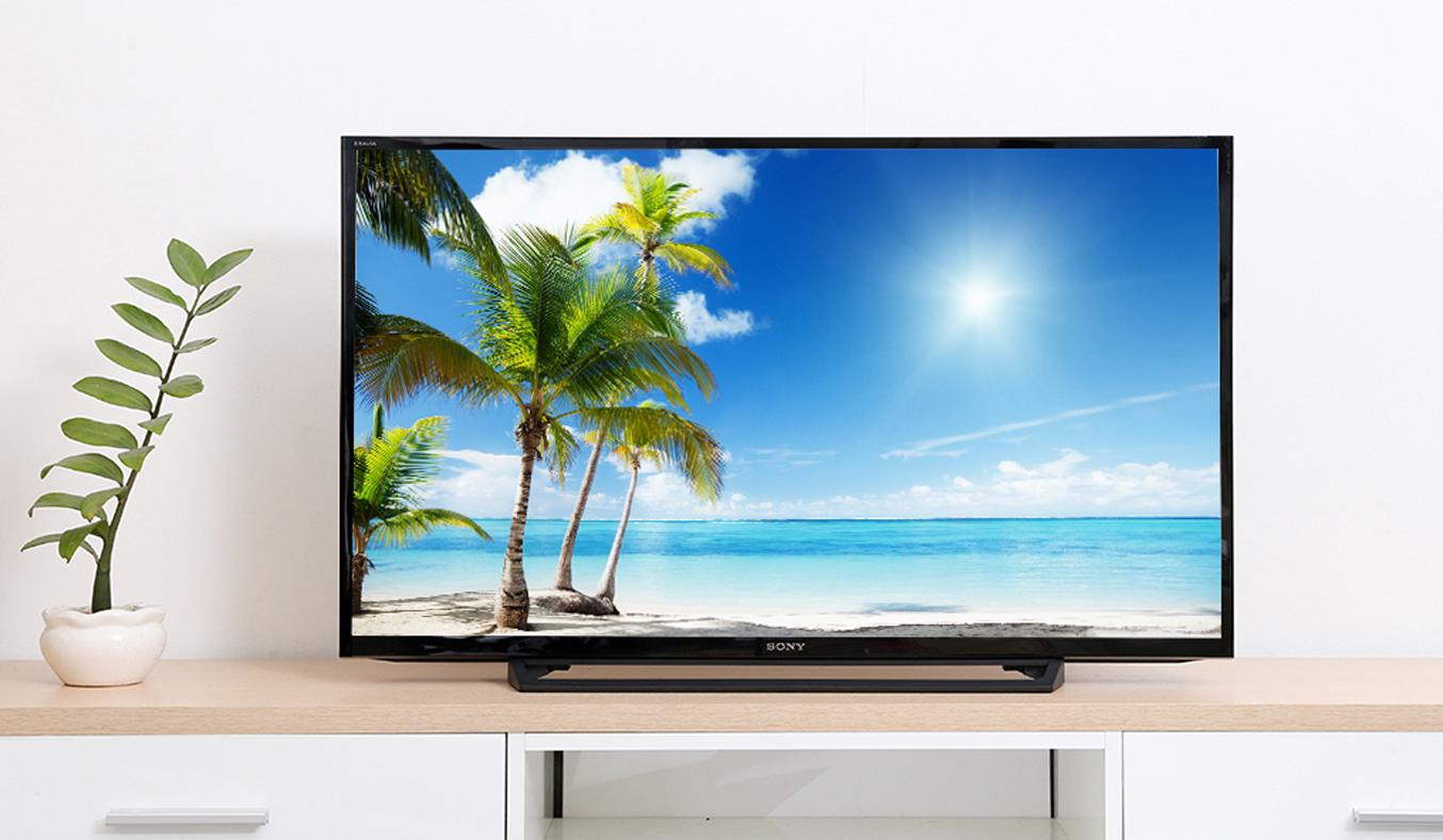 Tivi Sony KDL-40R350E VN3 độ phân giải cao full HD