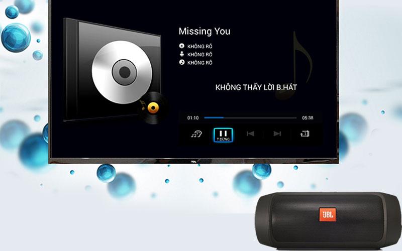 Cả tivi và loa đều phải được trang bị kết nối Bluetooth mới có thể tiến hành sử dụng cách này