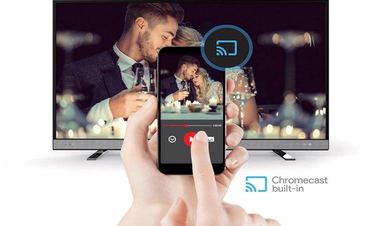 Smart tivi 4K 43 inch Toshiba 43U6750VN mở ra thế giới giải trí bất tận