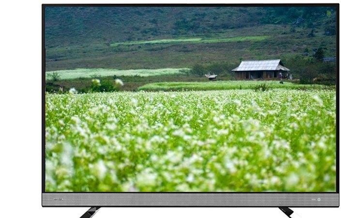Smart tivi 4K 49inch Toshiba 49U6750VN mang đến không gian sống sang trọng
