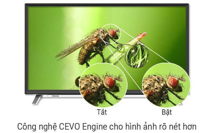 Smart tivi 4K 49inch Toshiba 49U6750VN tái hiện hình ảnh chân thật gần với cuộc sống