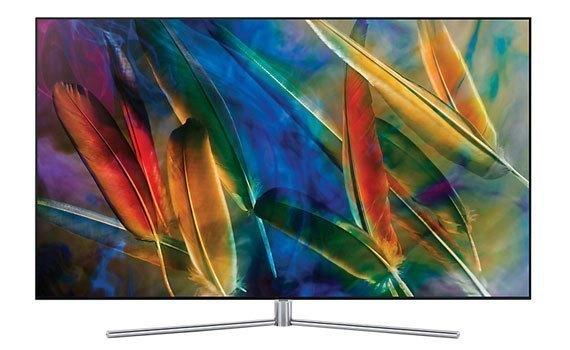 Tivi Led Samsung QA65Q7FAMKXXV màn hình cong siêu mỏng giá tốt tại nguyenkim.com