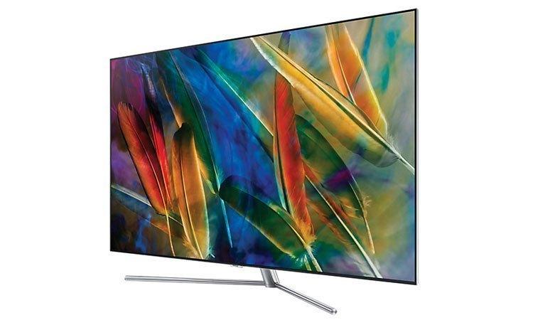 Tivi Led Samsung QA65Q7FAMKXXV màn hình HD cực nét đẹp mọi góc nhìn