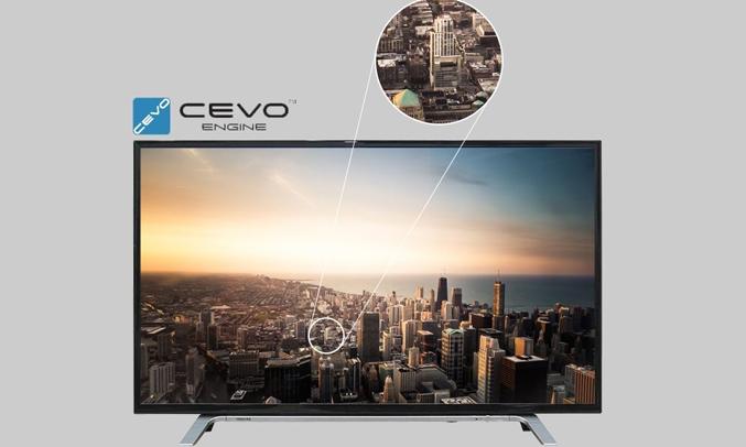 Smart Tivi Toshiba 32L5650VN âm thanh chất lượng