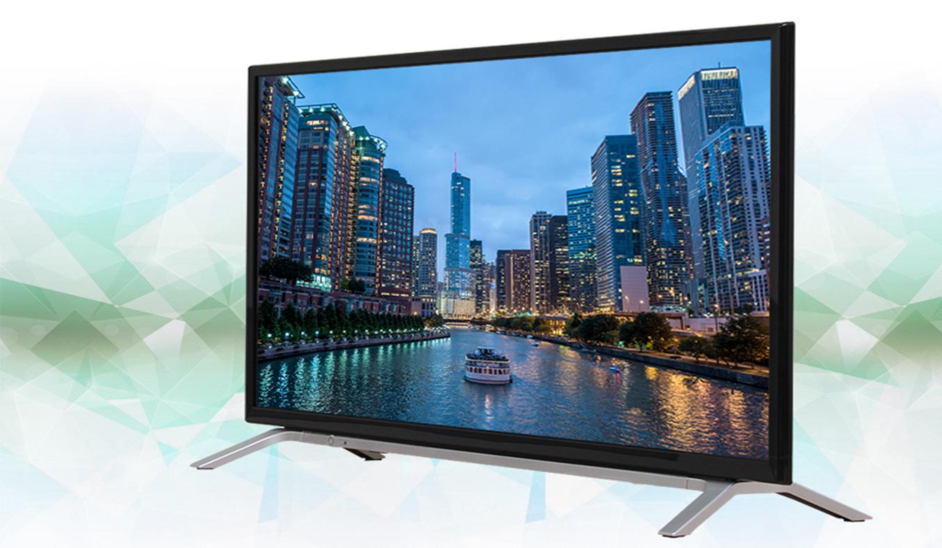 Smart Tivi Toshiba 49L5650VN hình ảnh sống động
