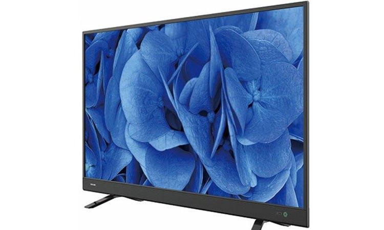 Tivi LED Toshiba 55L3750VN 55 inches thiết kế tinh tế, đầy ấn tượng