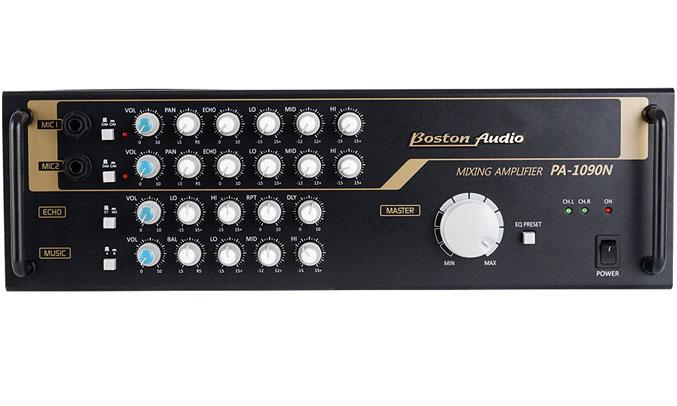 Amply Boston Audio PA-1090N ngoại hình hiện đại