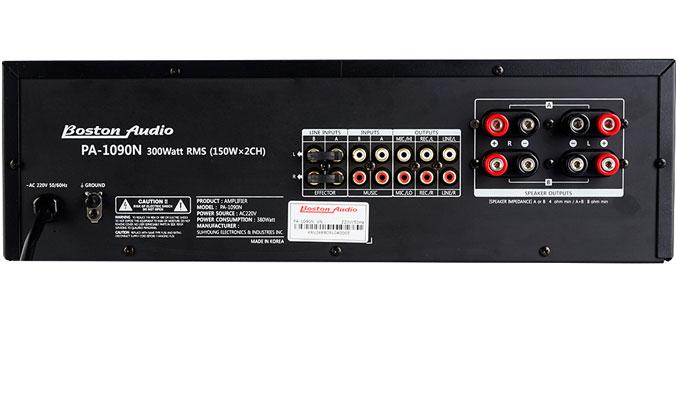 Amply Boston Audio PA-1090N giá tốt, chính hãng