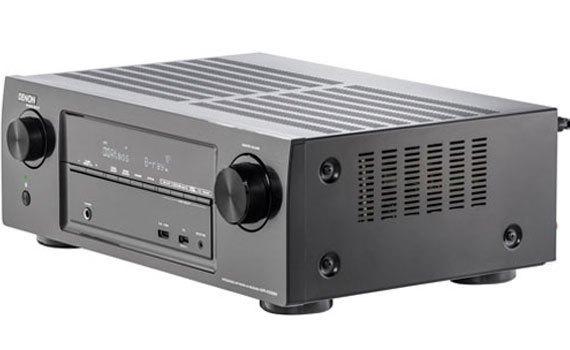 Amply Denon AVR-X2200WBKE2 tận hưởng âm thanh trung thực