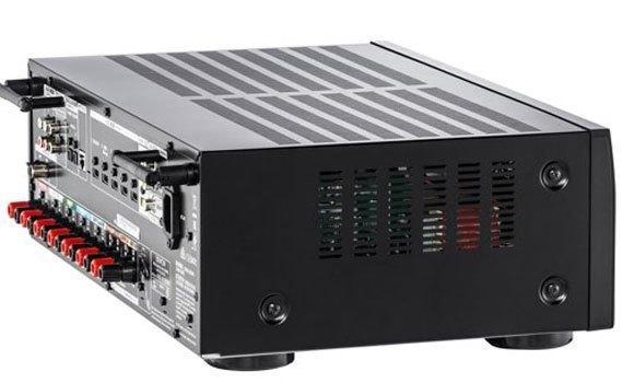 Amply Denon AVR-X1200WBKE2 kết nối đa thiết bị không dây