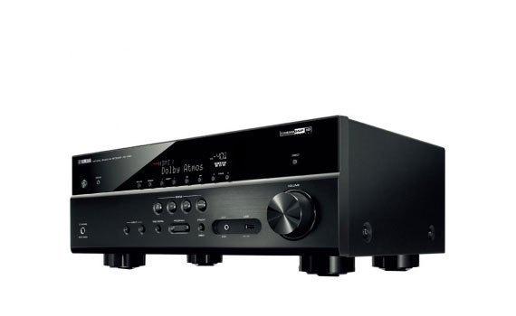 Amply Yamaha RX-V581 bán trả góp lãi suất 0%
