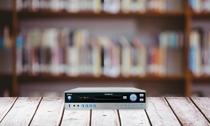 Đầu DVD KaraokeArirang DH-3600 Elite nhỏ gọn