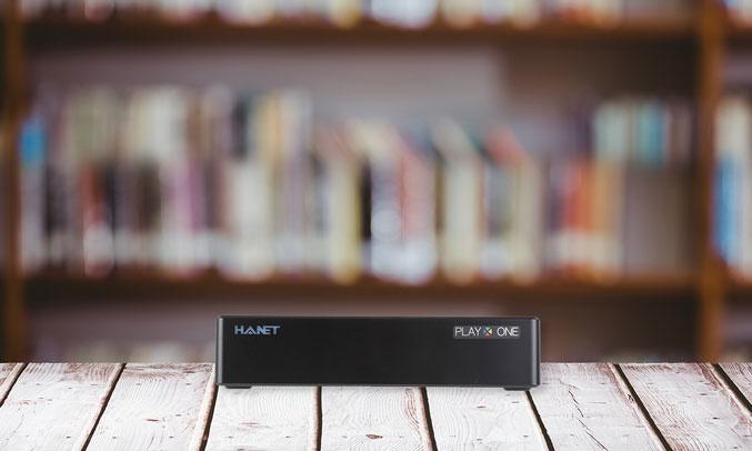 Đầu Karaoke HanetPlayx One 1TB tối ưu không gian lưu trữ