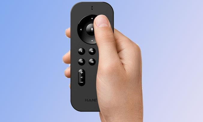 Đầu Karaoke HanetPlayx One 1TB có chức năng voice remote
