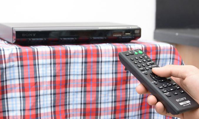 Mua đầu DVD Sony DVP-SR760HP ở đâu