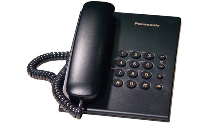 Điện thoại có dây Panasonic KX-TS500 chất lượng