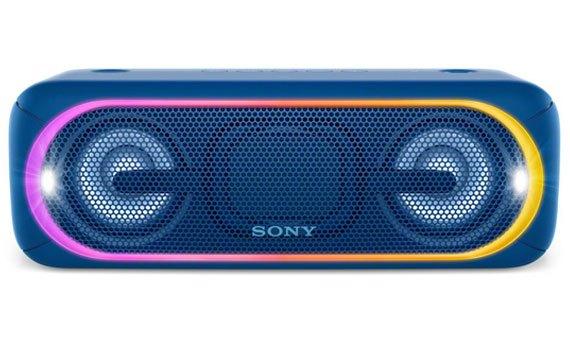 Loa không dây Sony SRS-XB40 thiết kế độc đáo