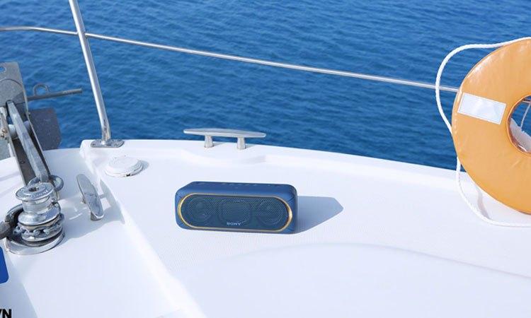 Loa không dây Sony SRS-XB40 luôn bên bạn ở mọi nơi