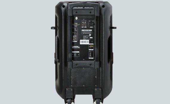 LoaAcnos KB39K thiết kế với hệ thống kết nhanh chóng