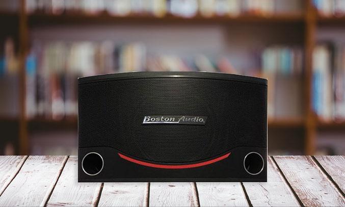 Loa Boston Audio BA 500V có thiết kế tinh tế