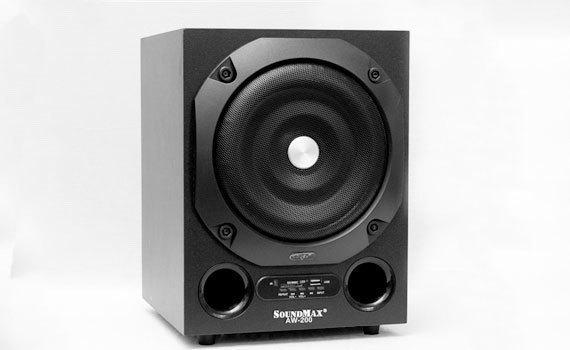 Loa Soundmax AW200 cảm xúc âm nhạc thăng hoa
