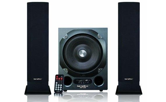 Loa Soundmax AW200 hệ thống loa 2.1