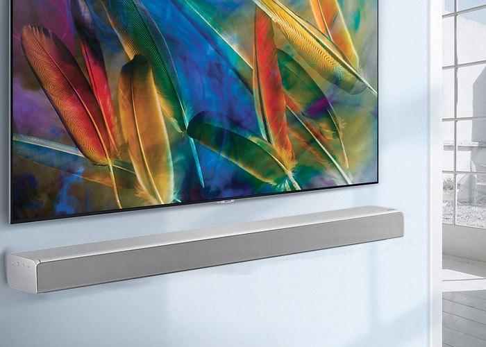 Loa thanh Samsung HW-MS651/XV thiết kế đầy phong cách