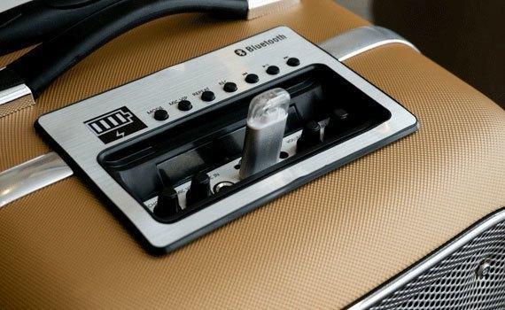 Loa vi tính Soundmax M-6 sử dụng dễ dàng
