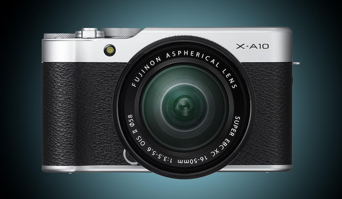 Máy ảnhFujifilm X-A10/XC16-50MM nhỏ gọn