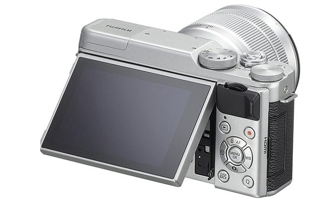 Máy ảnhFujifilm X-A10/XC16-50MM chụp ảnh cực nét