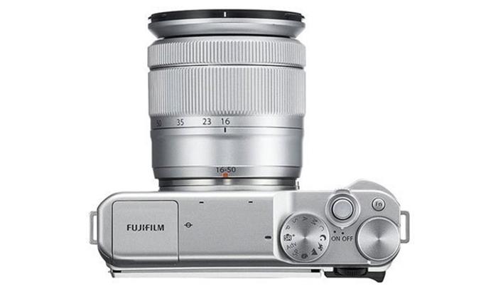Máy ảnhFujifilm X-A10/XC16-50MM đa kết nối