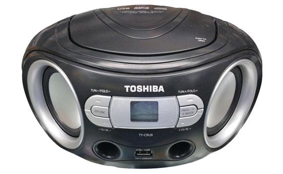 Cát sét Toshiba TY-CRU8 chất lượng