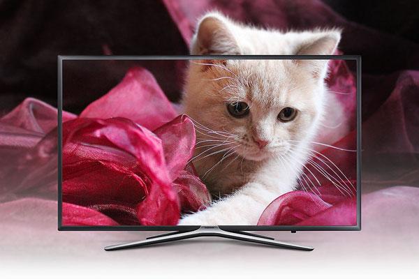 Tivi hiển thị hình ảnh chân thật bất ngờ