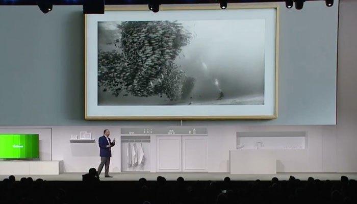 Samsung cho ra mắt tivi không bao giờ tắt