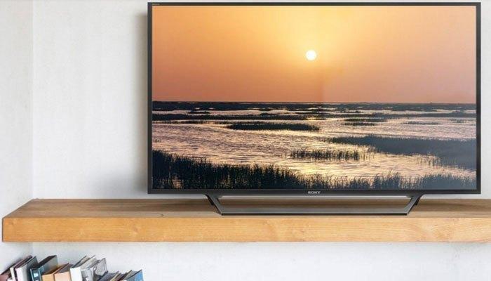 Tivi Internet Sony KLD-40W650D thiết kế sang trọng, tôn lên vẻ đẹp căn phòng bạn