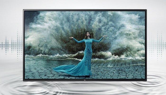 Smart Tivi LG 49 inch LH605T sở hữu âm thanh tuyệt đỉnh