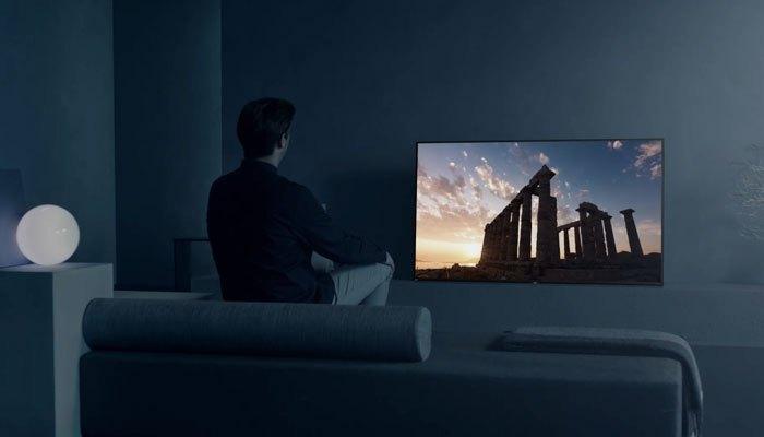 Tivi Sony BRAVIA OLED A1 có thiết kế đơn giản những không kém phần sang trọng