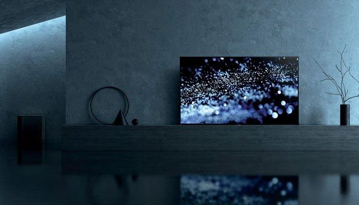 Màn hình OLED của tivi Sony BRAVIA A1 mang đến bạn những trải nghiệm chân thực nhất