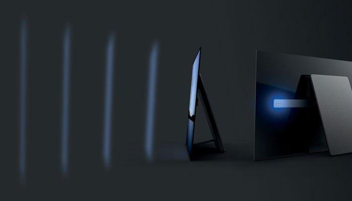 Giờ đây cả hệ thống loa sẽ được tích hợp trên màn hình tivi Sony BRAVIA OLED A1, cho bạn âm thanh sống động đỉnh cao