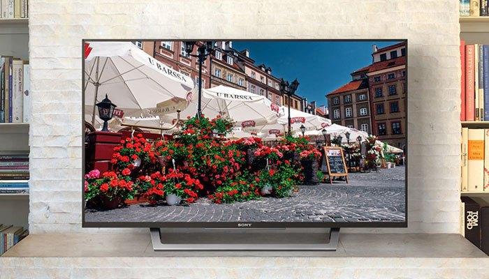 Tivi Full HD hiển thị tốt và già thành tương đối