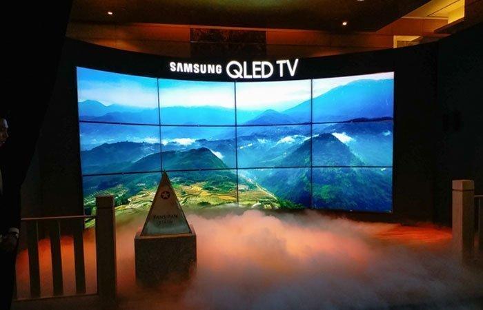 Tivi QLED được nâng cấp về trải nghiệm SmartHub