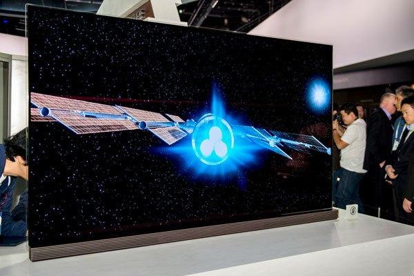 Công nghệWRGB OLED được trang bị giúp nâng cao độ bền choTV OLED LG