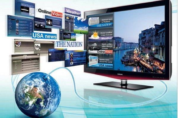 Internet tivi là loại tivi có thể kết nối mạng
