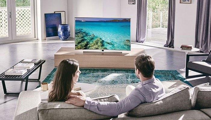 Chọn kiểu dáng tivi